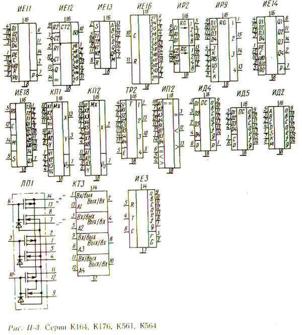 Схемы на микросхемах серии at42qt101x.